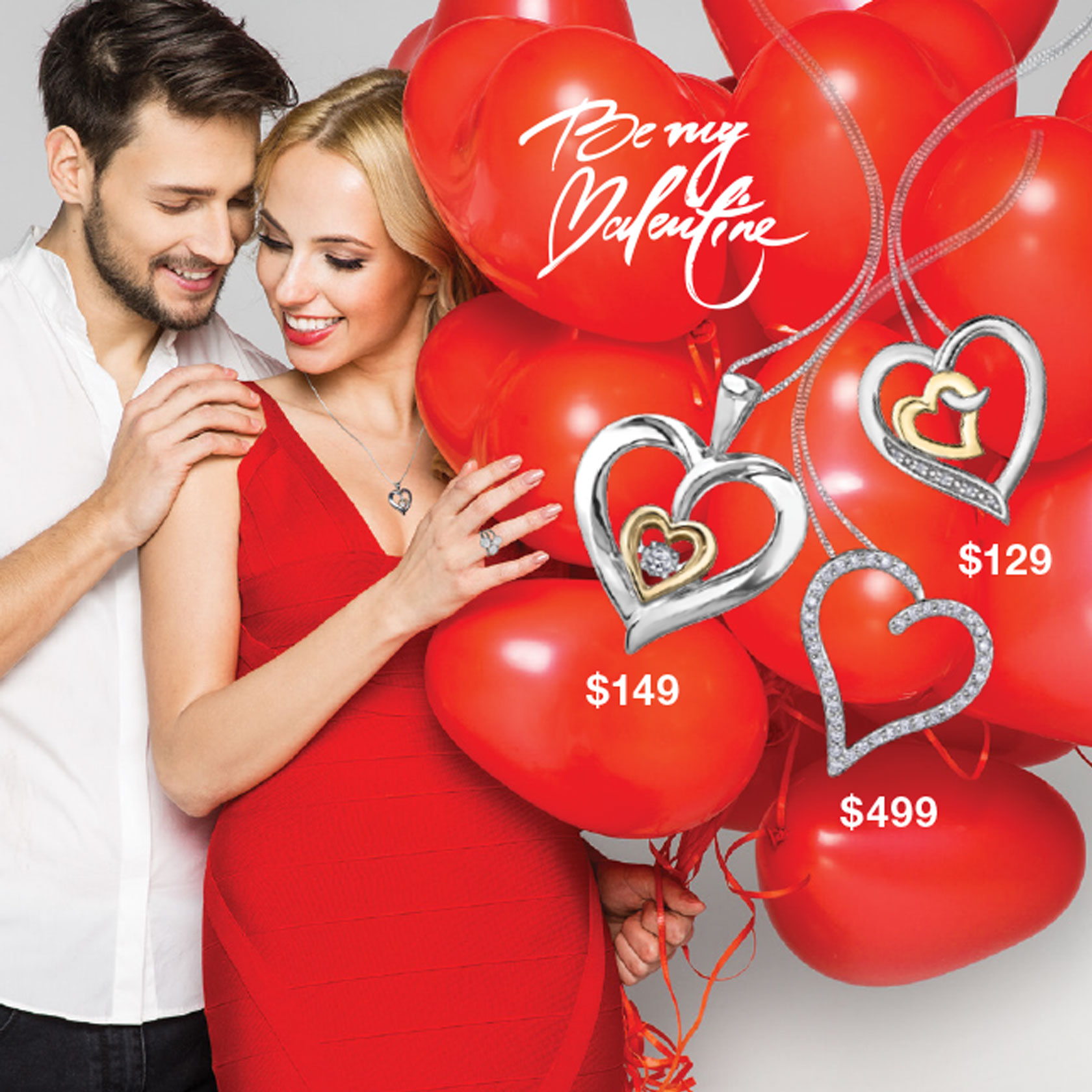 Be My Valentine 2018