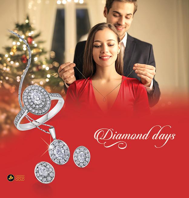 Diamond Days Christmas 2018